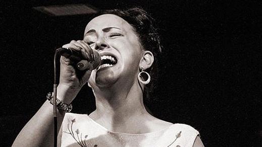 Bild för Lily Locksmith, 2017-12-02, Hallsbergs Jazz- och Bluesklubb