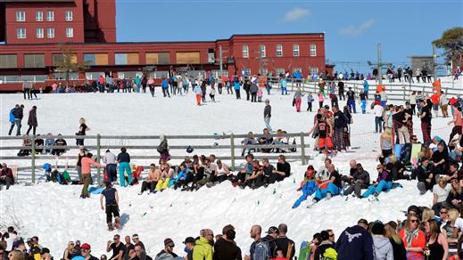 Bild för Ski & Rock - Season Grand Finale, 2019-04-25, Sälens Högfjällshotell