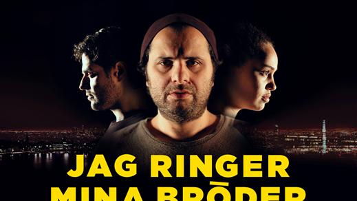 Bild för Jag ringer mina bröder, 2018-03-22, Oktoberteatern (Onumrerat)