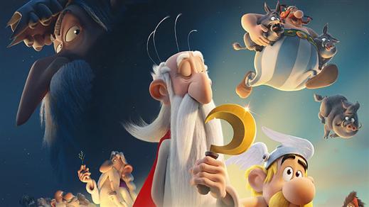 Bild för Asterix: Den magiska drycken (Sv. tal), 2019-04-21, Kulturhuset Finspång, Stora Salongen