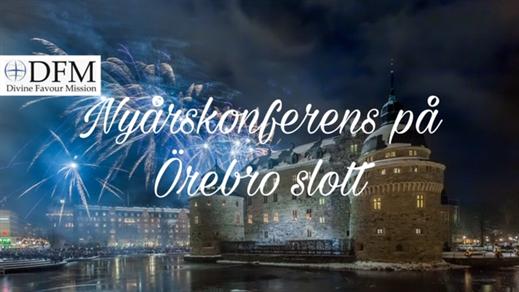 Bild för NYÅRSKONFERENS PÅ ÖREBRO SLOTT, 2020-12-31, Örebro Slott