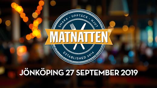 Bild för Matnatten JÖNKÖPING 27 september, 2019-09-27, Sverige