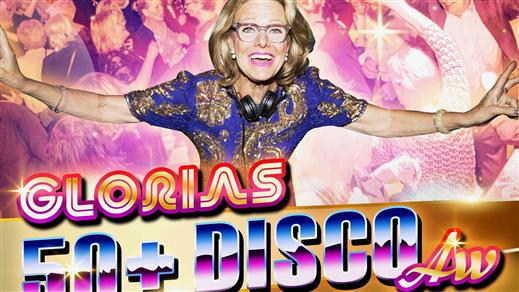Bild för Glorias 50+ DISCO AW Stockholm 28 sep 2018, 2018-09-28, Rose Club
