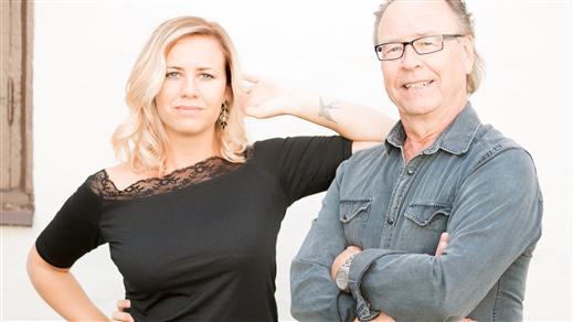 Bild för Hannah & Ewan Svensson, 2017-05-03, Teaterrestaurangen