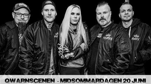 Bild för Midsommardagen - Sofie Svensson & DD, RR, HP, 2020-06-20, Westerqwarn Pub & Restaurang