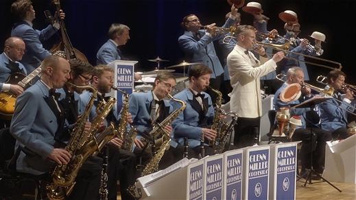 Bild för Glenn Miller Orchestra – Christmas Show 2021, 2021-12-05, Konsertsalen Culturum