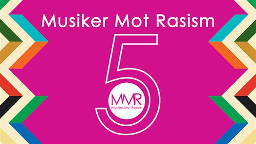 Bild för Musiker Mot Rasism, 2018-03-30, Pustervik