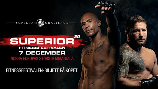 Bild för Superior Challenge 20, 2019-12-07, Victoriahallen
