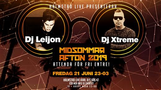 Bild för Midsommarafton på Halmstad Live, 2019-06-21, Halmstad Live