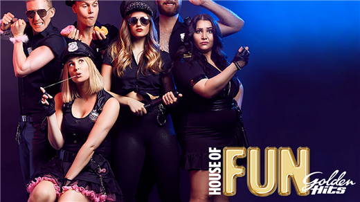 Bild för House Of Fun - Event Olof Larsson 50 år, 2019-09-25, Golden Hits, Entréplan