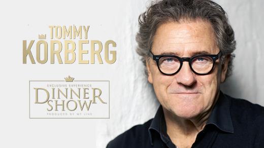 Bild för Exclusive Dinner Show - Tommy Körberg - HBG, 2021-10-29, Elite Hotel Marina Plaza