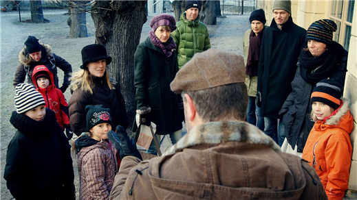 Bild för Spökvandring i Gamla Stan, 2019-11-09, Stadsvandringar i Stockholm
