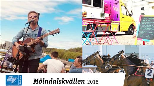 Bild för Sommarkväll med V64, 2018-06-28, Åby travbana