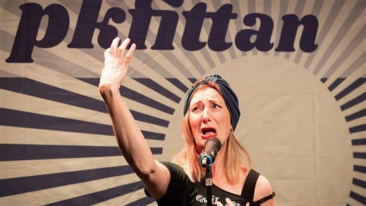 Bild för PKFITTAN - En stand up om livet som PK, 2019-03-27, Frimis Salonger Örebro