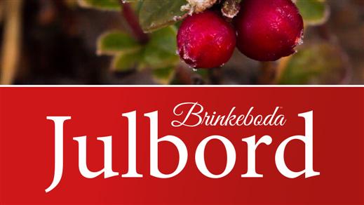 Bild för Julbord på Brinkeboda, 2019-11-29, Brinkeboda Wärdshus