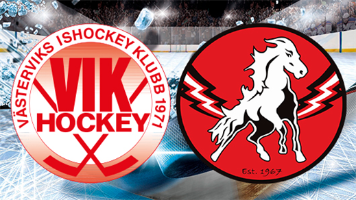 Bild för Västerviks IK - Vita Hästen, 2021-10-29, Plivit Arena