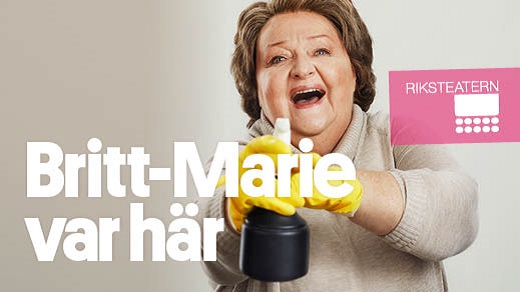 Bild för Britt-Marie var här, 2021-09-18, Centrumhuset Robertsfors
