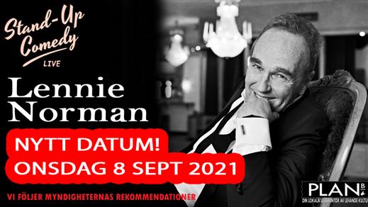 Bild för LENNIE NORMAN - STANDUP, 2021-09-08, Plan B