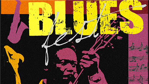 Bild för Bluesfest 2020 Fredag 31 juli på Skillinge Teater, 2020-07-31, Skillinge Teater Caféscenen