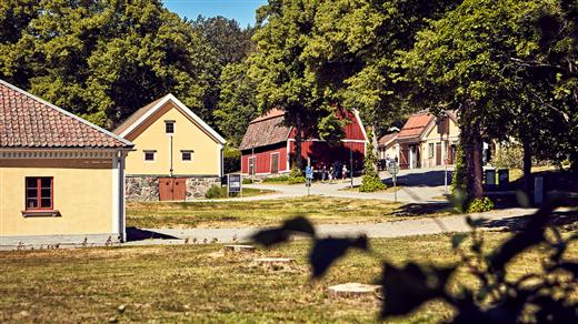 Bild för Slagsta Gille spelmansstämma, 2021-08-21, Tumba bruksmuseum