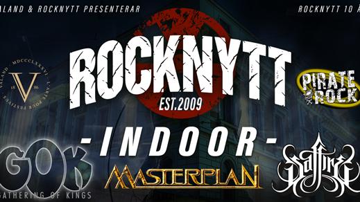 Bild för Rocknytt Indoor, 2020-01-05, Valand