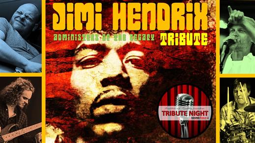 Bild för Jimi Hendrix Tribute (Tribute Night), 2019-01-26, The Rock Bar, Hotell Carlia