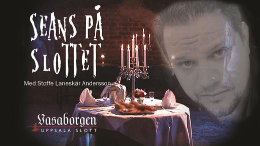 Bild för Seans på Slottet, 2018-05-16, Vasaborgen Uppsala slott