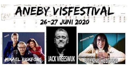 Bild för Aneby Visfestival, 2020-06-26, Aneby Folkets Park