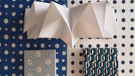 Bild för Origami online – bokbindning, 2021-10-09, Östasiastiska museet