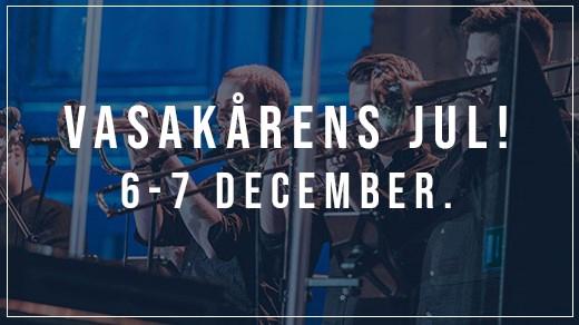 Bild för Vasakårens Jul - Lördag 7/12, 2019-12-07, Frälsningsarmén, Vasakåren