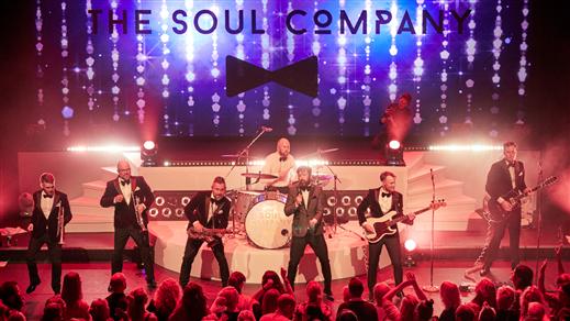 Bild för Isaac & The Soul Company, 2018-10-06, Club 700