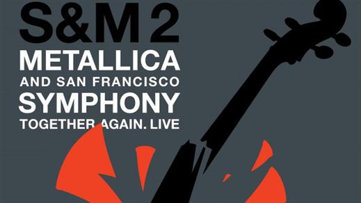 Bild för Metallica & San Francisco Symphony: S&M², 2019-10-10, Biosalongen Folkets Hus