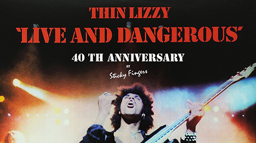 Bild för Live and Dangerous 40th Anniversary, 2018-05-12, Sticky Fingers