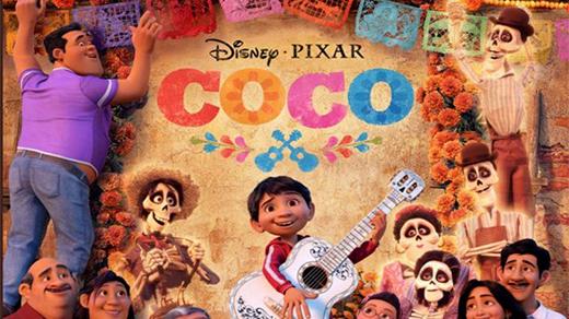 Bild för Coco (Sv. tal) (7år), 2018-03-07, Biosalongen Folkets Hus