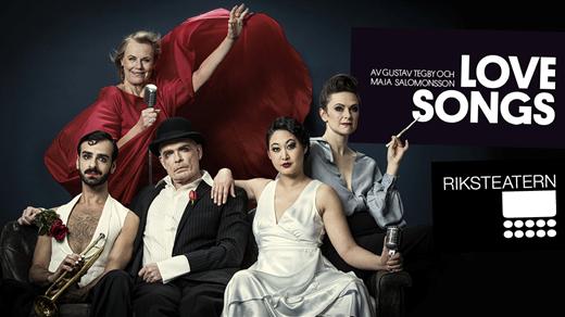 Bild för Love Songs, 2020-03-26, Sagateatern X