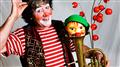 Barnsöndag på Tonsalen - Clownen Filoche