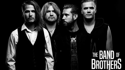 Bild för Skärtorsdagen med The Band of Brothers, 2020-09-26, John Scotts Kopparberg