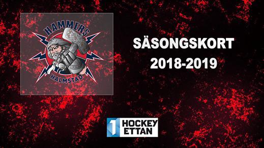 Bild för Säsongskort 2018/2019, 2018-07-24, Halmstad Arena