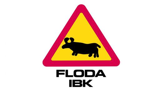 Bild för Floda IBK - FBC Lerum, 2018-04-05, Rydsbergshallen