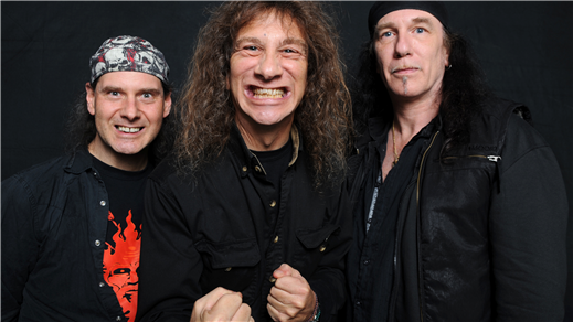 Bild för ANVIL - Anvil is Anvil Tour 2016 - INSTÄLLT, 2016-11-07, Sticky Fingers
