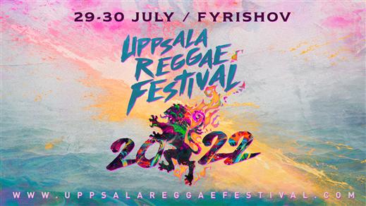 Bild för Uppsala Reggae Festival 2022, 2022-07-29, Fyrishov