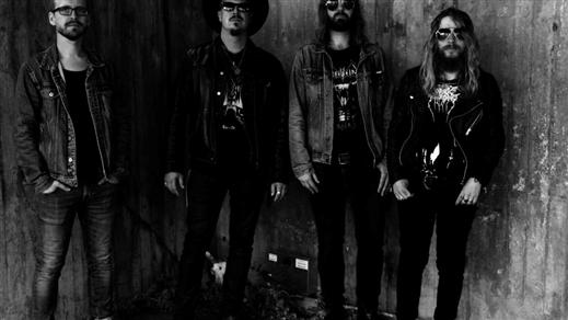 Bild för Stoner-Metal-Rock: Altareth, Odessia, Staghunt, 2020-02-15, Sticky Fingers klubbscen