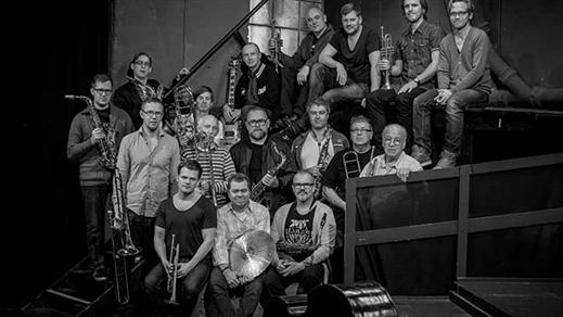 Bild för Stockholm Jazz Orchestra, 2016-09-29, Fasching