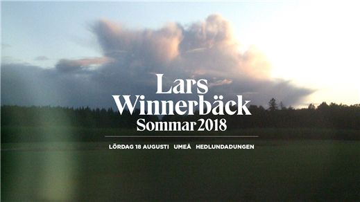 Bild för Lars Winnerbäck, 2018-08-18, Hedlundadungen