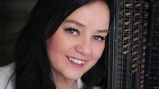 Bild för Allsångskonsert med Åsa Jinder, 2018-06-05, Rotundan