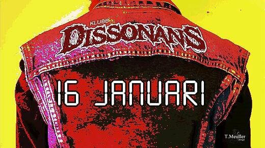 Bild för Darkness, Armory, Dead sleep @ Klubb Dissonans, 2021-01-16, Sofiehof Underjord