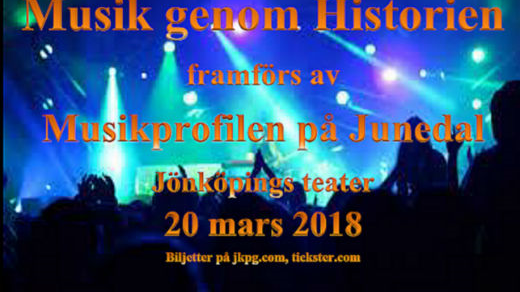 Bild för Junedalsskolan 19:30, 2018-03-20, Jönköpings Teater