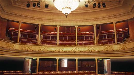 Bild för Presentkort - Landskrona Teater, 2017-08-12, Landskrona Teater