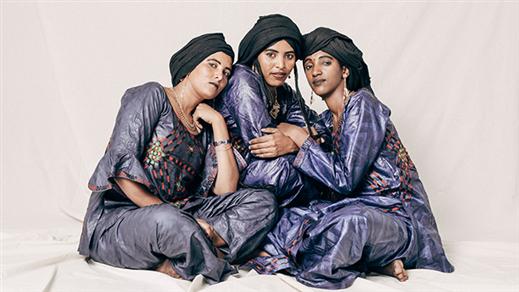 Bild för Les filles de Illighadad, 2018-12-02, Fasching