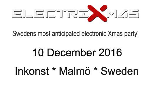 Bild för electriXmas 2016, 2016-12-10, Inkonst